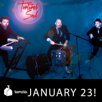 Tamsta Worldwide: Tortured Soul Live at Club Tamsta in Vilnius