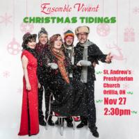 Ensemble Vivant presents Christmas Tidings