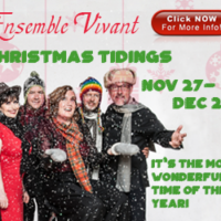 ENSEMBLE VIVANT ANNOUNCES ITS CHRISTMAS TOUR