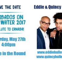 Eddie & Quincy Bullen LIVE