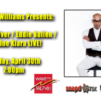 Liberty Silver/Eddie Bullen/Jazmine Kiara Live!
