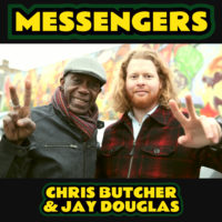 JAY DOUGLAS & CHRIS BUTCHER Release New Single +Video &quote;MESSENGERS&quote;