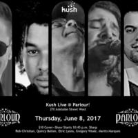 Rakontur + Kush (Live)