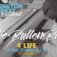 Eddie Bullen @ Kensington Market Jazz Festival 2017