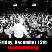 Tortured Soul in Johannesburg