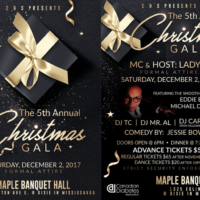 5th Annual Christmas Gala