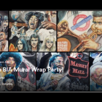 DYBIA Mural Wrap Party