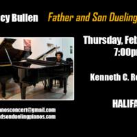 Eddie and Quincy Bullen Dueling Pianos