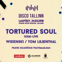 Tortured Soul in Tallin