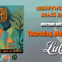 Heavyweights Brass Band Record Release
