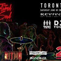 Tortured Soul at Revival Bar