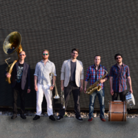 Heavyweights Brass Band This City Summer Tour 2018 Across Canada